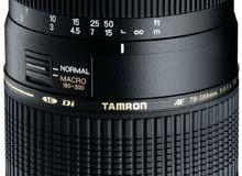 كاميرا كانون D1200 مستعملة بحالة جيدة مع عدستين