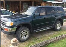 Available for sale! +200,000 km mileage Toyota 4Runner 1998