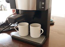 حرقنا الأسعار ماكينة قهوة امريكية صناعة سويدية طولها 23 وعرضها 17