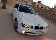 White BMW 530 2003 for sale