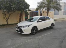 Toyota Corolla 2016 - Automatic