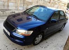 Mitsubishi Lancer car for sale 2003 in Zarqa city