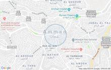 للبيع ارض في الرابيه مساحه 977م حوض 5   تلاع العلي  الشرقي اطلاله رائعه