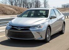 For rent 2017 White Camry