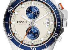 للبيع ساعة اصلية ماركة فوسيل