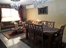 شقة مفروشة فرش راقي للايجار او للبيع تقع في المنتصف بين مدينه نصر ومصر الجديده