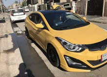 Gasoline Fuel/Power   Hyundai Elantra 2016