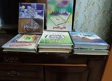 بيع مجموعة من أشرطة القرآن الكريم