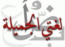 مدرس للغة العربية والتربية الإسلامية ومحفظ قرآن كريم خبرة أكثر من 20 عاماً .