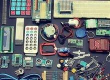 مطلوب فنى صيانة الكترونيات او بنت دبلوم او هندسة الكترونيات