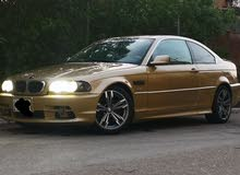 BMW E46 car is available for sale, the car is in Used condition