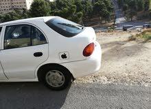 Manual Hyundai Accent 1996