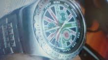 ساعة سواتش للبيع حالتها نظيفة جدا - swatch for sale.