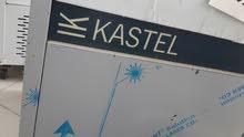 الة صنع تلج ايطالية ماركة KASTEL