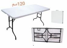 طاولة بوفيه مقاس 120 سم