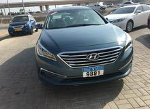 Blue Hyundai Sonata 2014 for sale