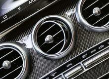 Automatic Black Mercedes Benz 2016 for sale