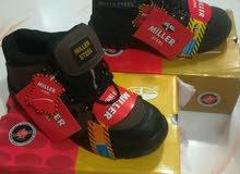 احذية safety سلامة