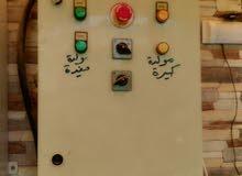 جهاز تحويل جينج اوفر الكتروني للمولدات حجم 60 kv   الكتروني