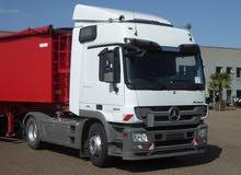 سيارات نقل ثقيل وارد ألمانيا