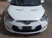 White Hyundai Veloster 2012 for sale
