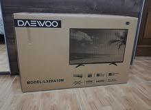 دايو 32انش جديد DAEWOO 32 INCH -HD- HDMI- USB