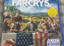 لعبة Far cry5 للبيع