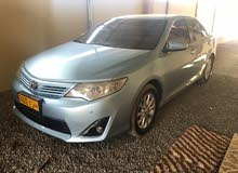 Blue Toyota Camry 2014 for sale