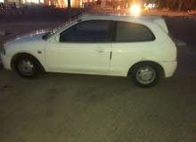 Automatic White Mitsubishi 2000 for sale
