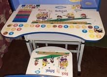 مكتب أطفال نظيفة جدا جدا السالمية قطعه 12