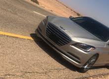 Hyundai Genesis 2016 for sale in Benghazi