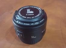 Canon 50m f 1.8
