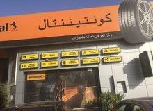 كراج للبيع بكامل معداته مساحة 560 م  بموقع مميز خلف مستشفي القرهود دبي