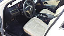 BMW 545 2004 For sale - Beige color