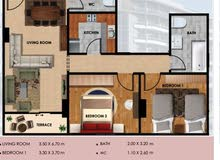 new apartment is up for sale in Cairo Mokattam