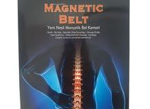 حزام الظهر المغناطيسي لتخفيف آلام الظهر والعمود الفقري