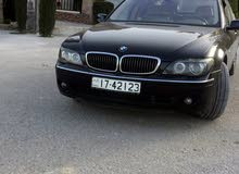 Used condition BMW 745 2002 with  km mileage