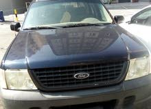 Ford Explorer 2003 For sale - Blue color