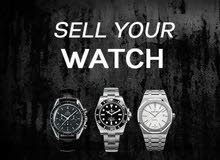 we buy used rolex /omega/audemars piguet /carter /chpard