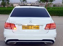 Automatic Mercedes Benz 2015 for sale - Used - Muscat city