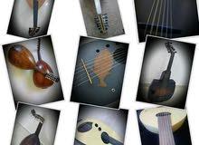 تعلم عزف العود او الكمان باسلوب منهجي حديث وخلال فتره قياسيه واسعار غير مسبوقه