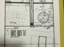 ارض سكني ببركاء حي عاصم بسعر مناسب 10500