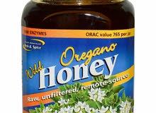 نقوة العسل العضوي الخام