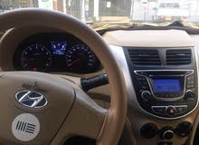 Hyundai Accent car for sale 2014 in Muscat city