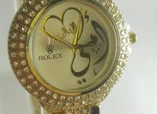 ساعات امي الغاليه رولكس فقط65