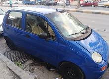 Manual Daewoo Matiz for sale