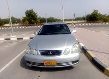 Lexus GS 2002 For sale - Silver color