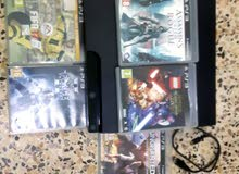 play station 3 5 games 1 controller