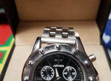 ساعة جوفيبا رجالي اصلية بالعلبة الخاصة بيها