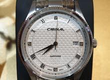 ساعة كارديال كاجول سويسري رجالي